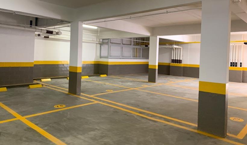 Garagem Térreo