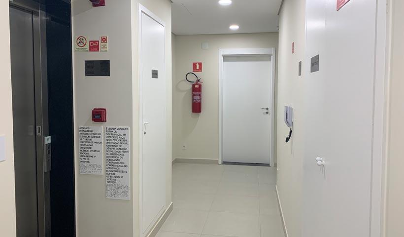 Hall de Serviço