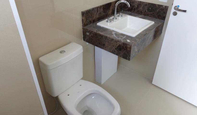 Banheiro personalizado