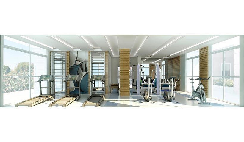 Splendor Klabin – Fitness center