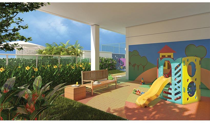 Splendor Vila Mariana – Playground coberto
