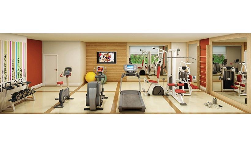 Still Vila Mascote - Fitness