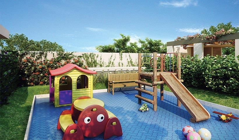 Still Vila Mascote - Playground