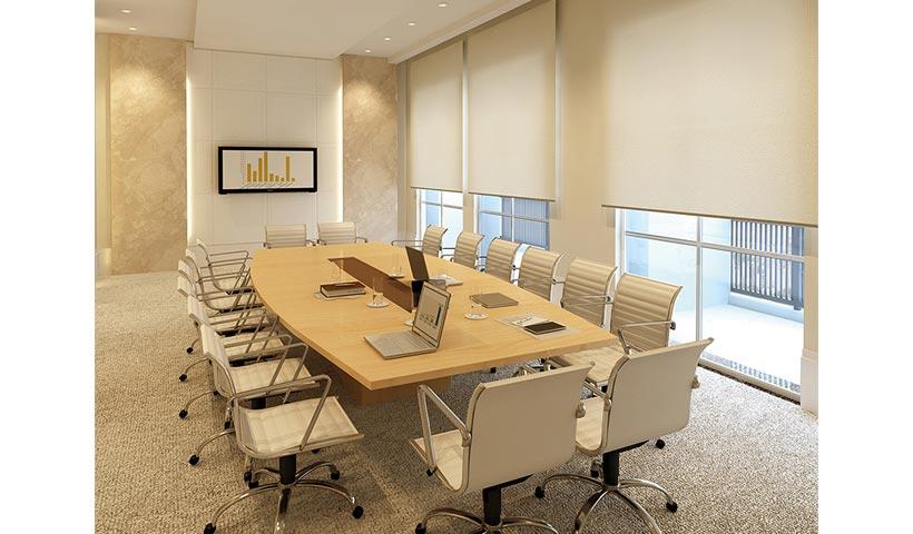 Supéria Moema – Sala de reunião