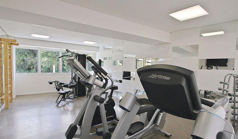 Terraço do Horto - Fitness