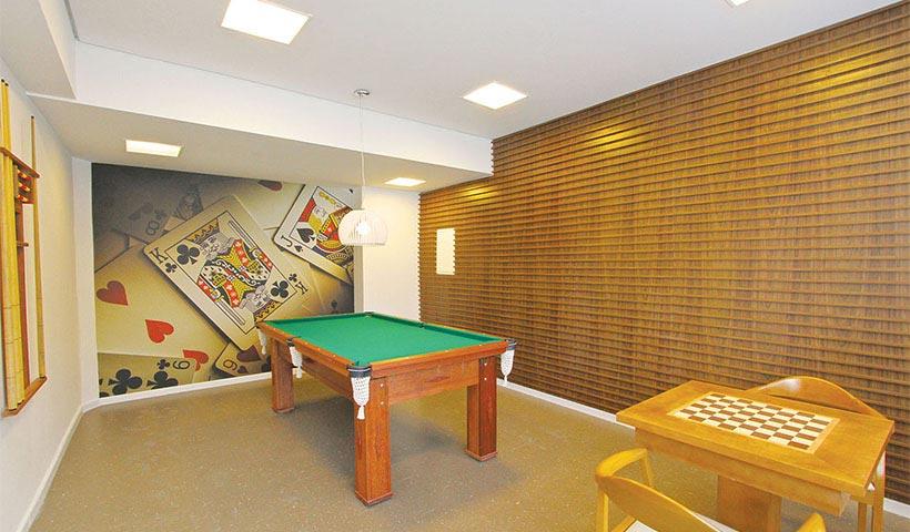 Terraço do Horto – Salão de jogos
