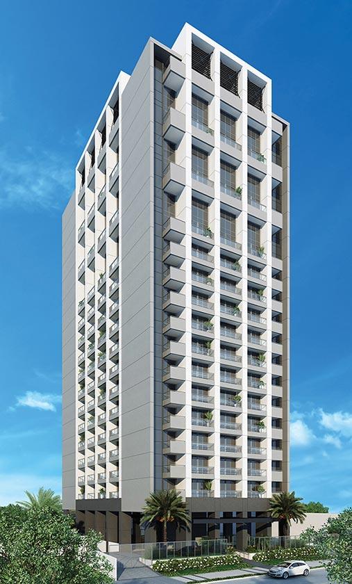 Trend Paulista Offices - Fachada