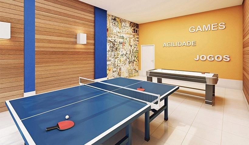 Up Home Jd. Prudência – Salão de jogos juvenil