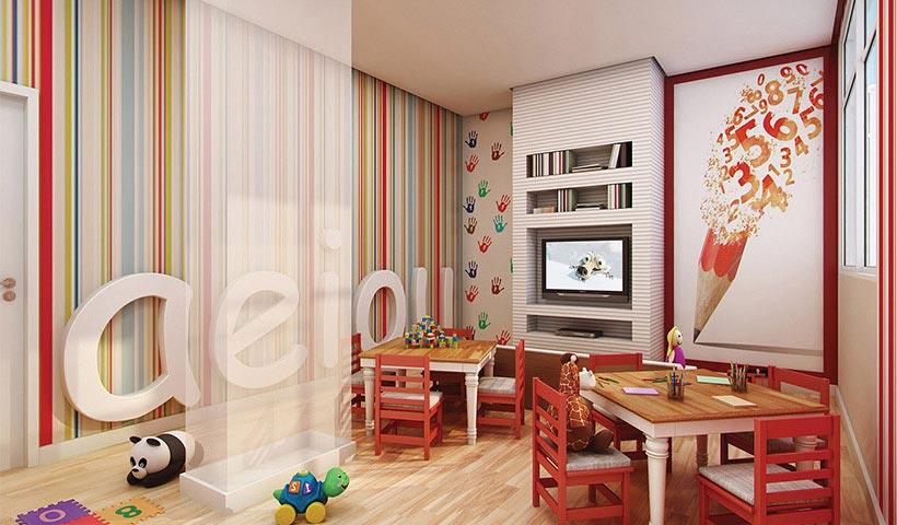 Up Home Santana - Brinquedoteca