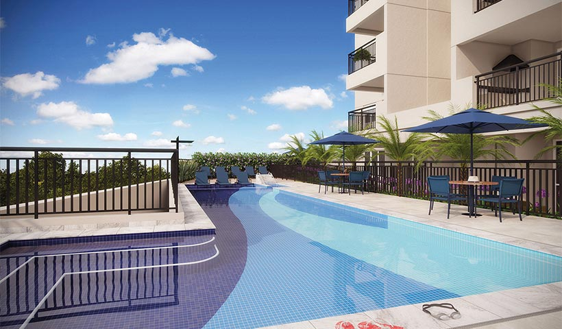 Up Home Vila Mascote – Piscina adulto