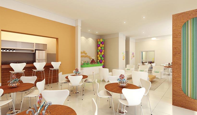 Varanda Tremembé – Salão de festas infantil