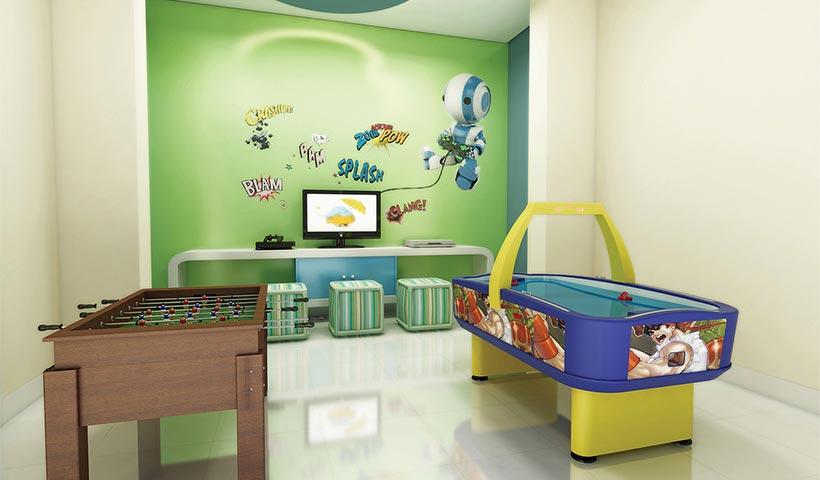 Varanda Tremembé – Salão de jogos infantil