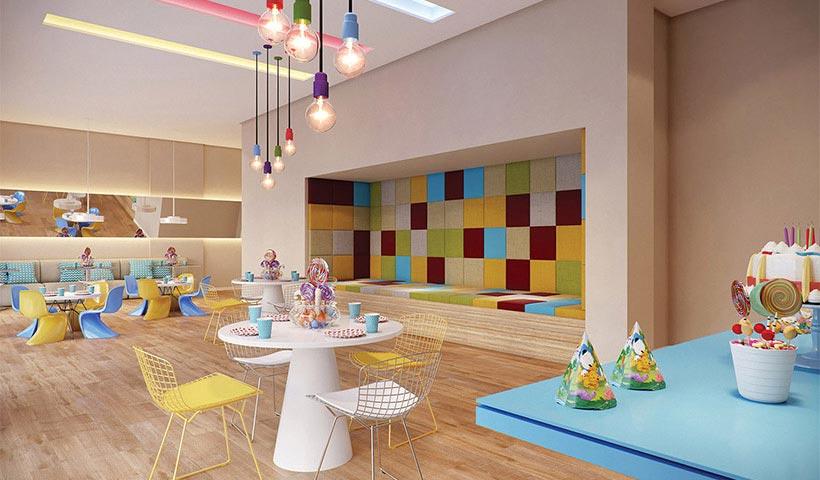 Verace Brooklin – Salão de festas infantil