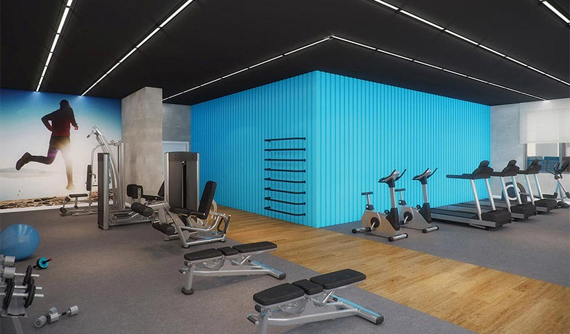 Verace Brooklin - Fitness