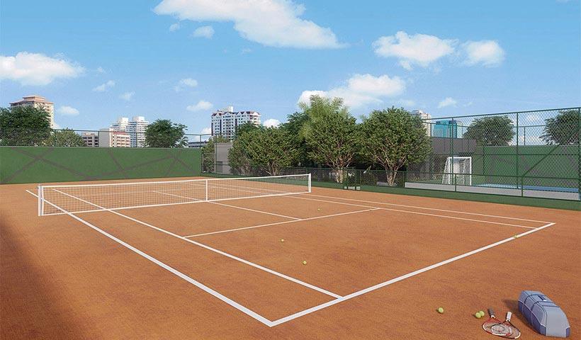 Verace Brooklin – Quadra de tênis