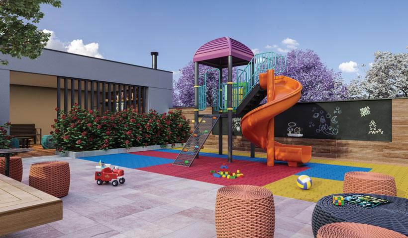 Vero Ipiranga – playground