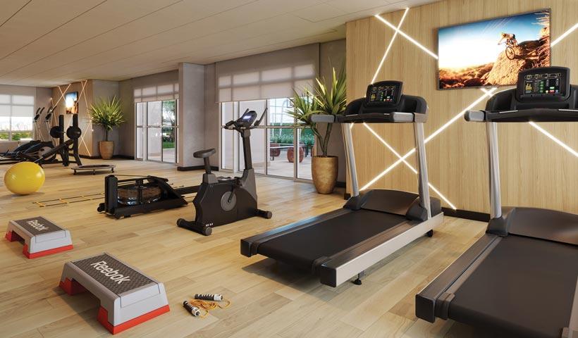 Vértiz Vila Mascote – Fitness