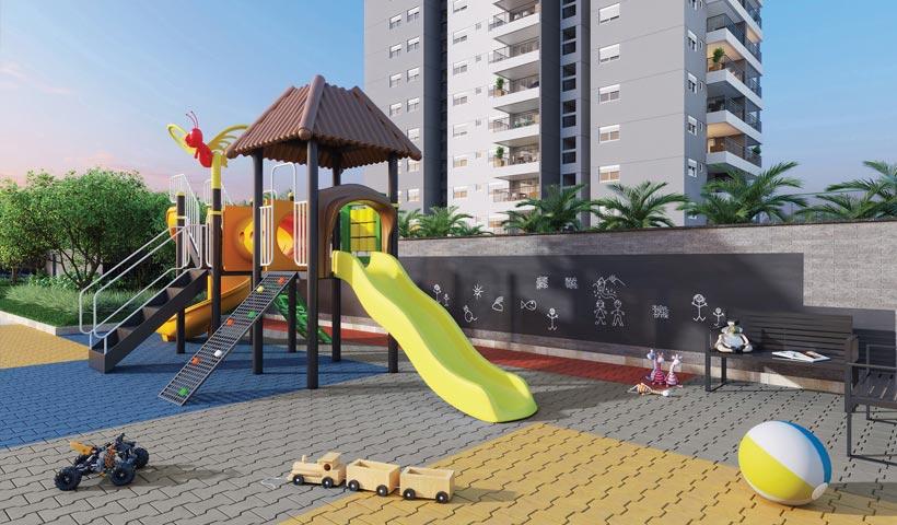 Vértiz Vila Mascote – Playground