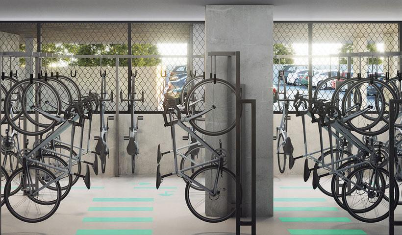 Vértiz - Bicicletário