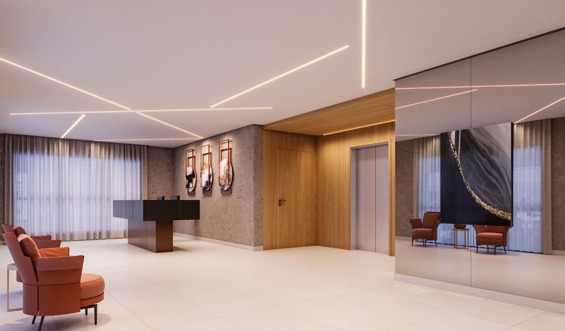 Z Ibirapuera – Lobby Concierge