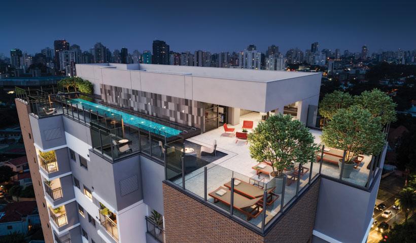 Z Ibirapuera – Rooftop