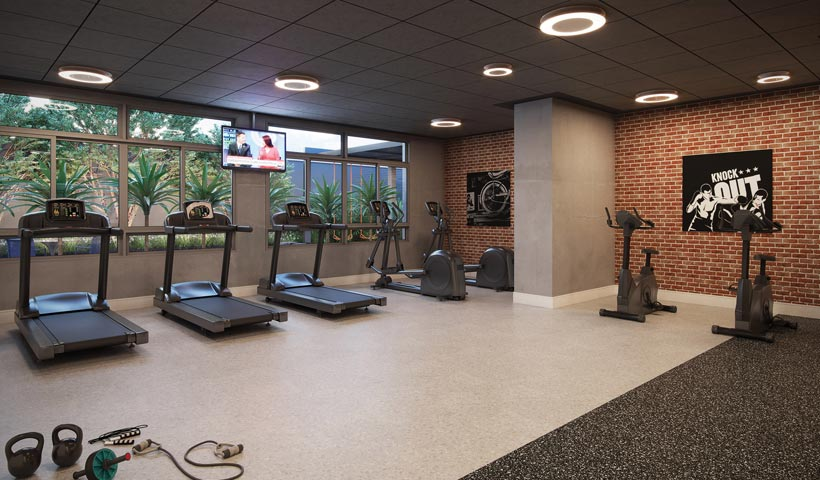 Z. Pinheiros – Fitness aeróbico