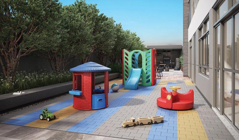 Z. Pinheiros – Playground